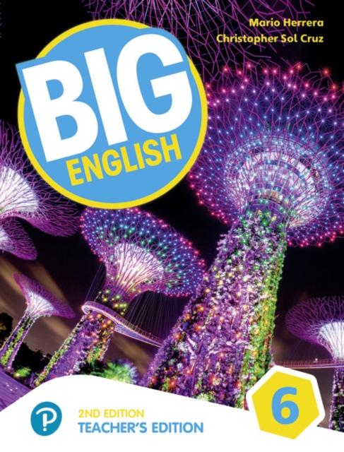 Big English AmE 2nd Edition 6 Teacher's Edition