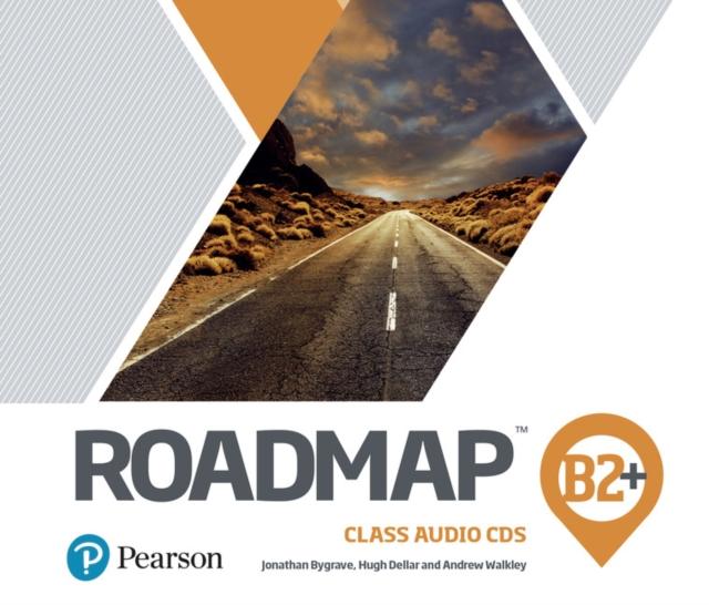 Roadmap B2+ Class Audio CDs