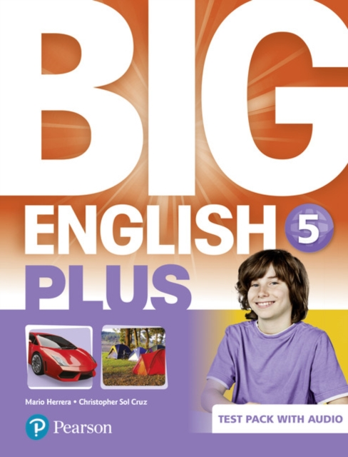 Big English Plus BrE 5 Test Book and Audio Pack