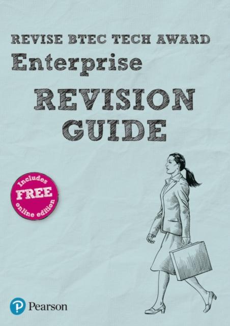 Revise BTEC Tech Award Enterprise Revision Guide