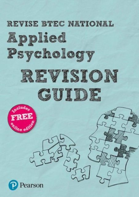 Revise BTEC National Applied Psychology Revision Guide