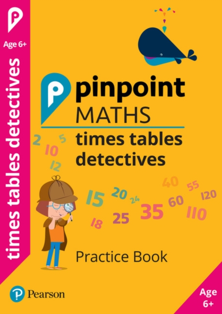 Pinpoint Maths Times Tables Detectives Year 2