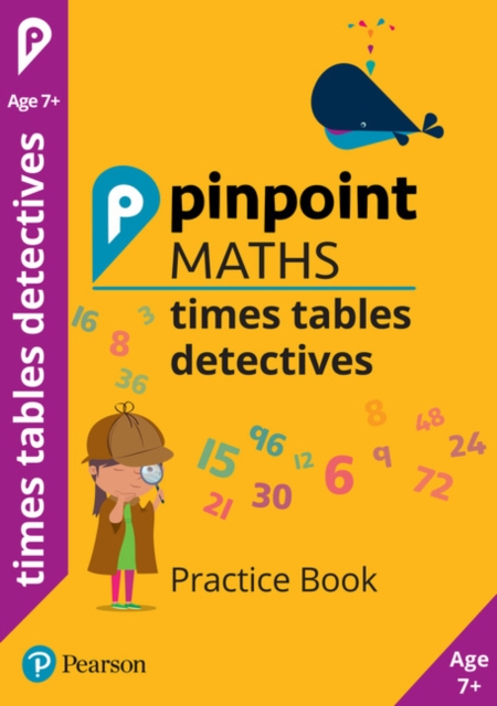 Pinpoint Maths Times Tables Detectives Year 3