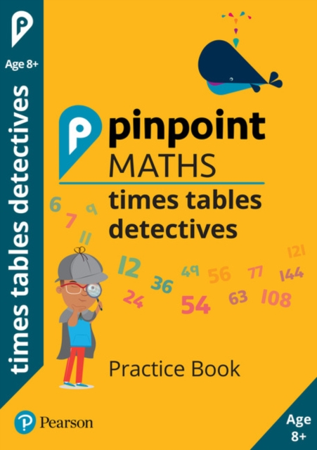 Pinpoint Maths Times Tables Detectives Year 4