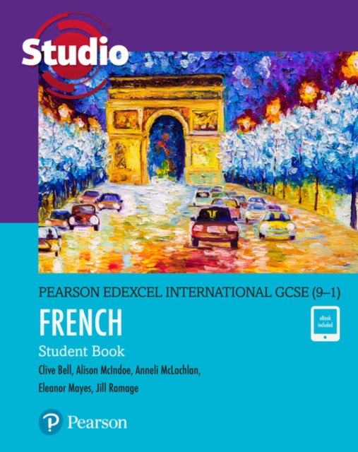 Pearson Edexcel International GCSE (9-1) French Student Book