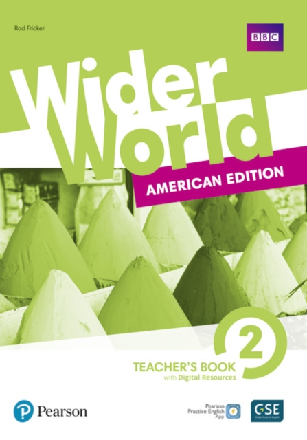 Wider World American Edition 2 Teacher's Book with PEP Pack