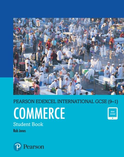 Pearson Edexcel International GCSE (9-1) Commerce Student Book