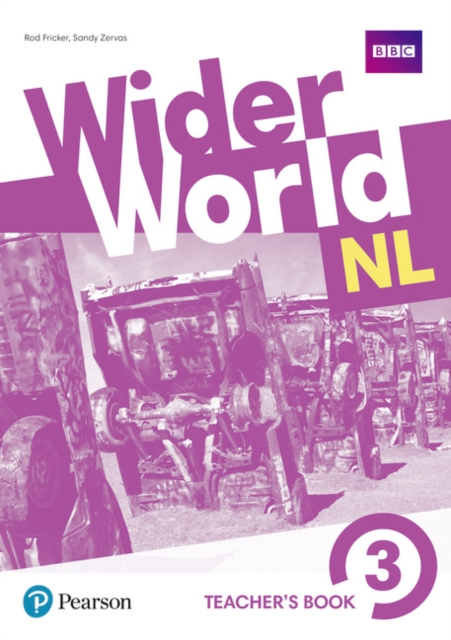 Wider World Netherlands 3 Teacher's Book