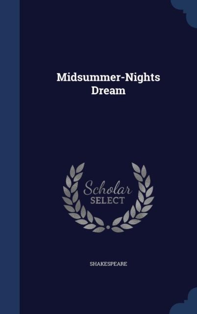 Midsummer-Nights Dream