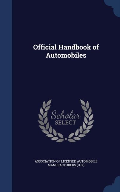 Official Handbook of Automobiles