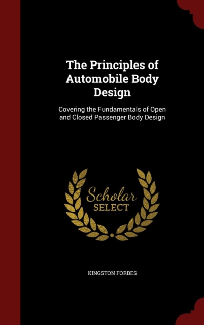 Principles of Automobile Body Design