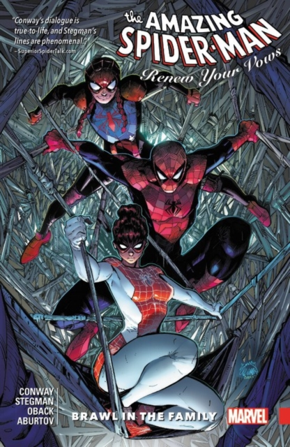 Amazing Spider-man: Renew Your Vows Vol. 1: Brawl In The Family