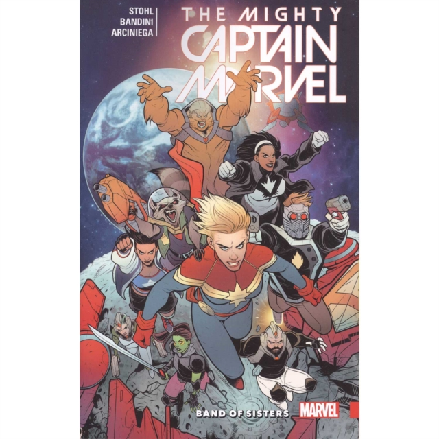 Mighty Captain Marvel Vol. 2: Band Of Sisters