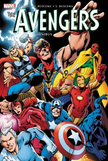 Avengers Omnibus Vol. 3