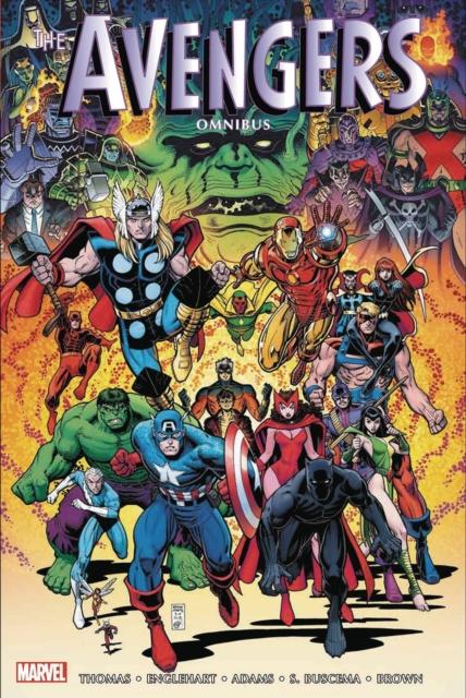 Avengers Omnibus Vol. 4