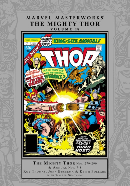 Marvel Masterworks: The Mighty Thor Vol. 18
