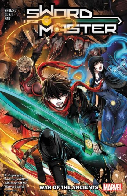 Sword Master Vol. 1