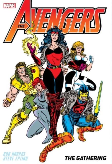 Avengers: The Gathering Omnibus