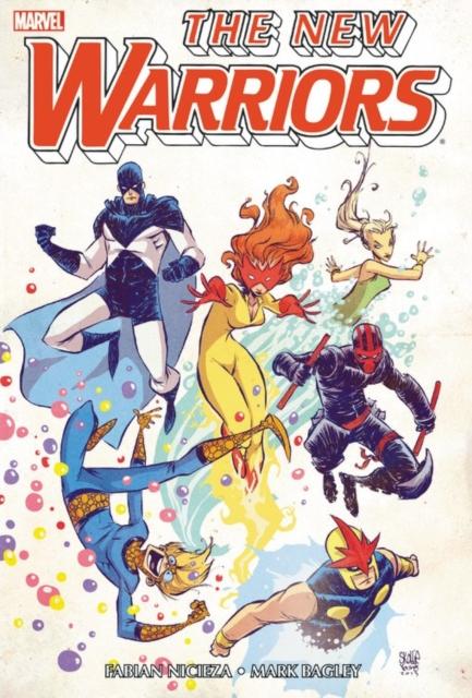 New Warriors Classic Omnibus Vol. 1