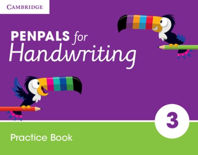 Penpals for Handwriting Year 3 Practice Book