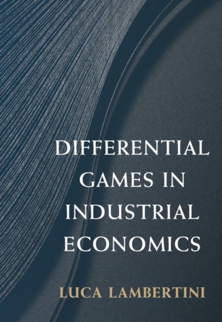 Differential Games in Industrial Economics