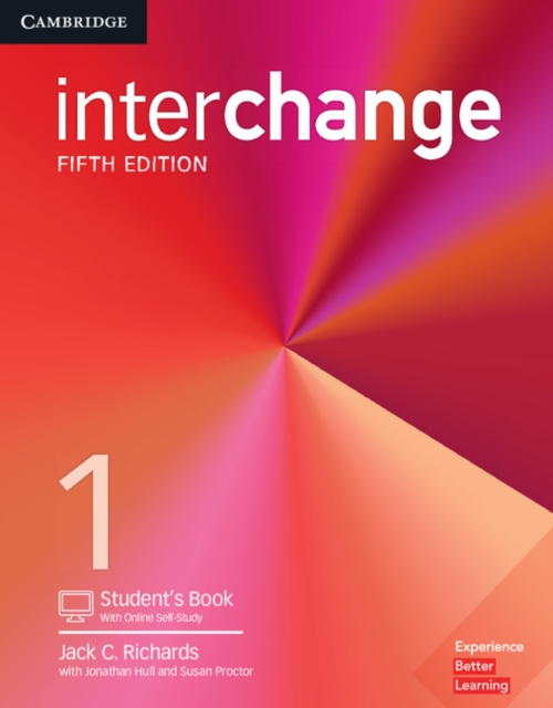 Interchange Level 1 Student's Book with Online Self-Study