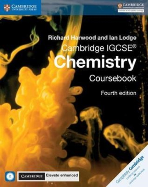 Cambridge IGCSE (R) Chemistry Coursebook with CD-ROM and Cambridge Elevate Enhanced Edition (2 Years)