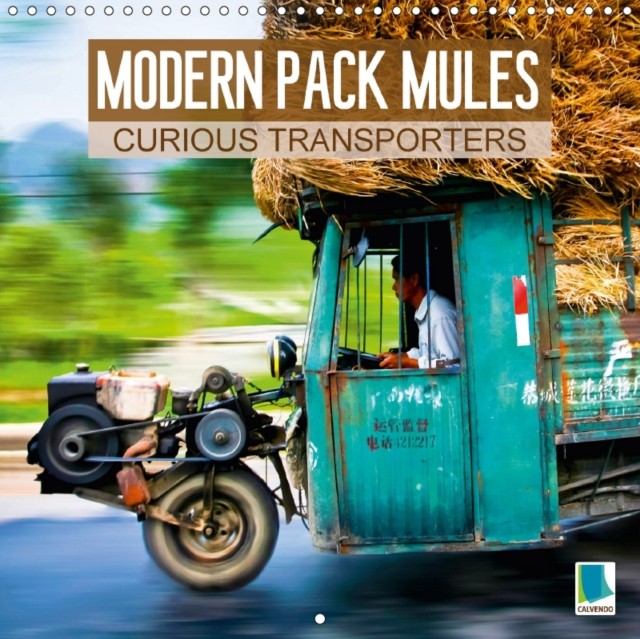 Modern Pack Mules: Curious Transporters 2018