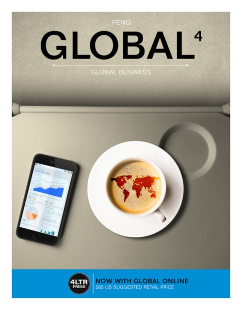 GLOBAL 4 (with GLOBAL Online, 1 term (6 months) Printed Access Card)