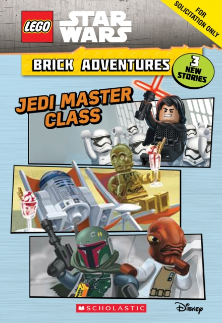 Jedi Master Class (LEGO Star Wars: Brick Adventures #2)