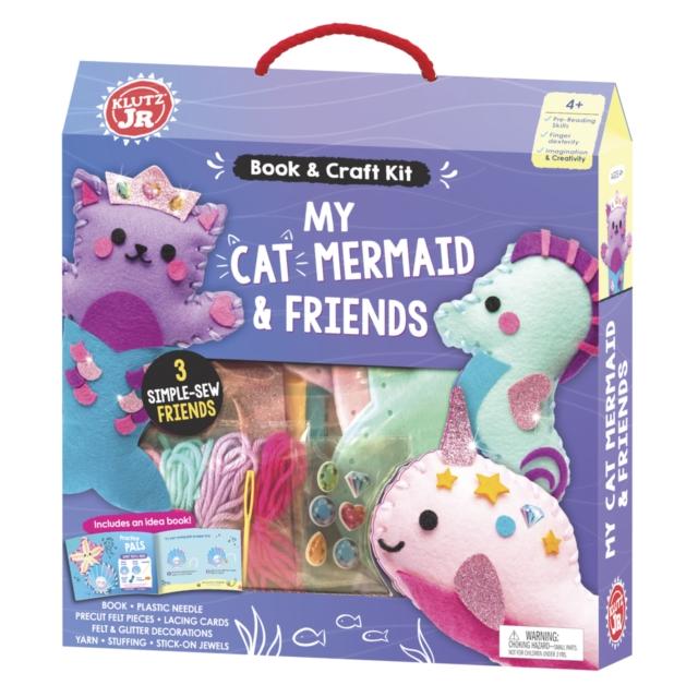 My Cat Mermaid & Friends