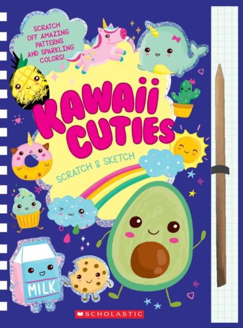 Kawaii Cuties: Scratch Magic