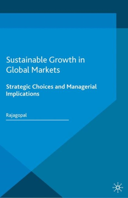 Sustainable Growth in Global Markets
