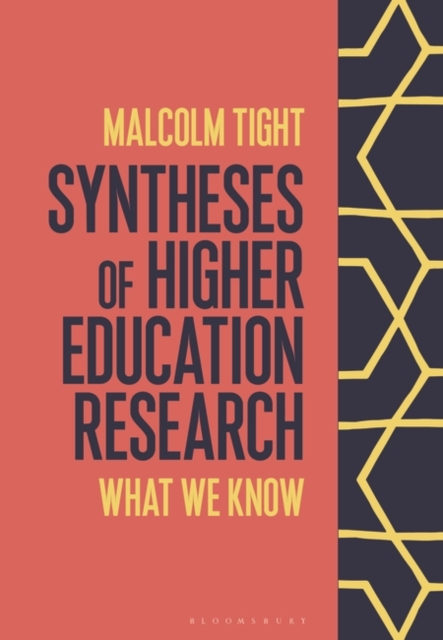 Syntheses of Higher Education Research