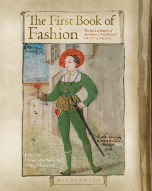 First Book of Fashion