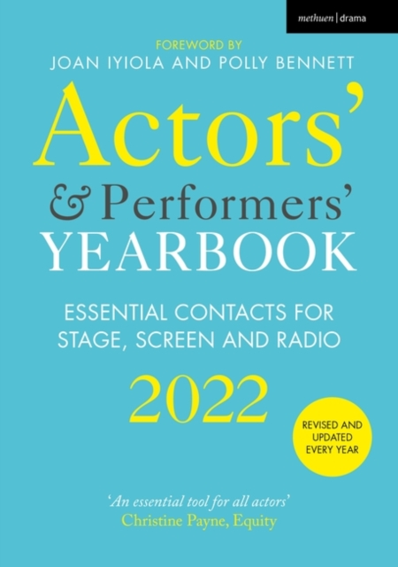 Actors' and Performers' Yearbook 2022