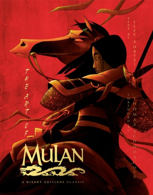 Art Of Mulan