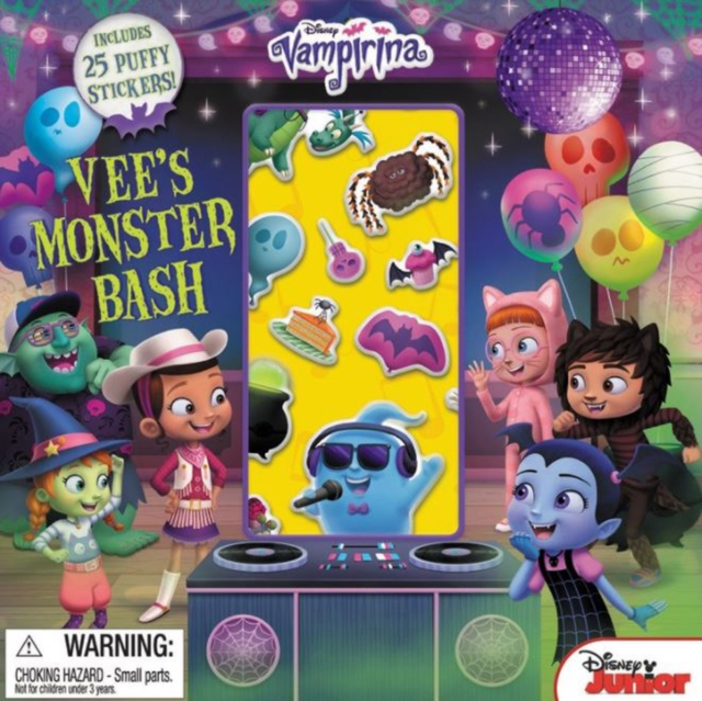 Vampirina Vee's Monster Bash