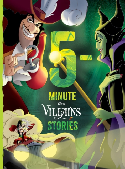 5-minute Villains Stories