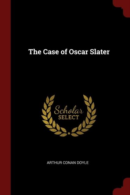 Case of Oscar Slater