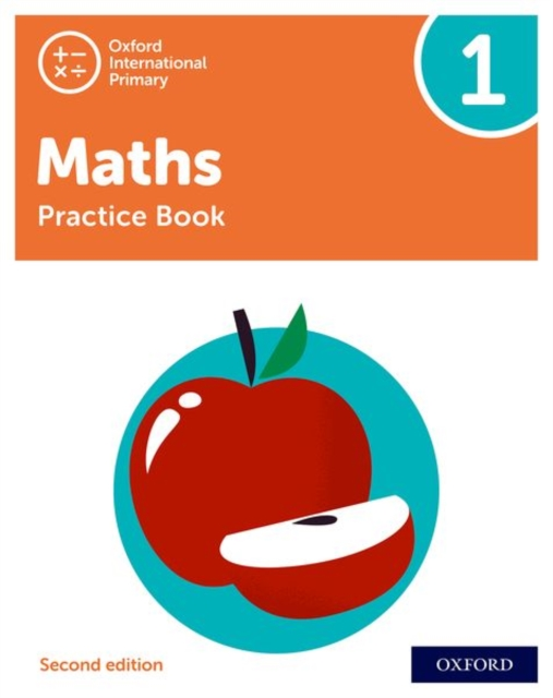 Oxford International Primary Maths Second Edition: Practice Book 1