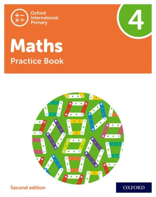 Oxford International Primary Maths Second Edition: Practice Book 4
