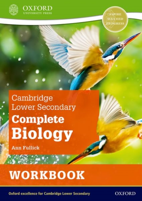 Cambridge Lower Secondary Complete Biology: Workbook (Second Edition)