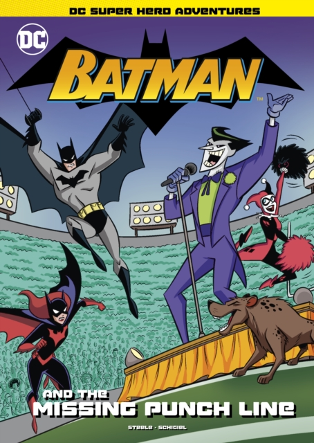 Batman and the Missing Punchline