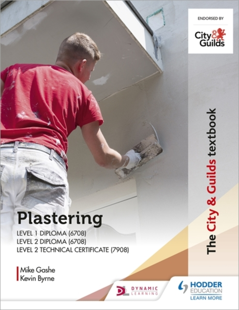 City & Guilds Textbook: Plastering for Levels 1 and 2
