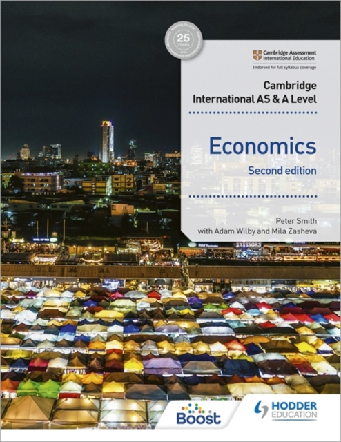 Cambridge International AS and A Level Economics Second Edition