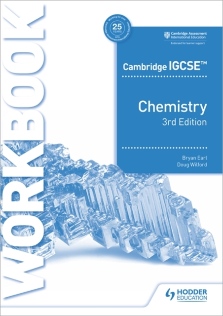Cambridge IGCSE (TM) Chemistry Workbook 3rd Edition