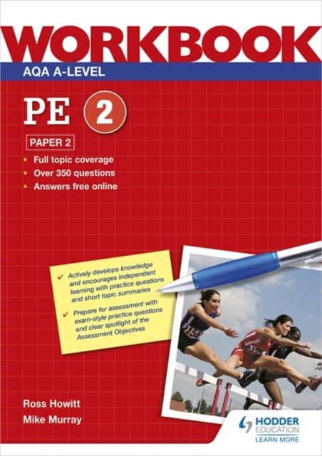 AQA A-level PE Workbook 2: Paper 2