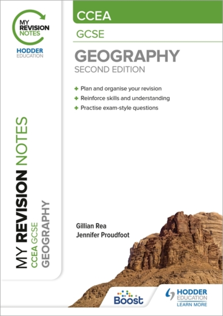 My Revision Notes: CCEA GCSE Geography Second Edition