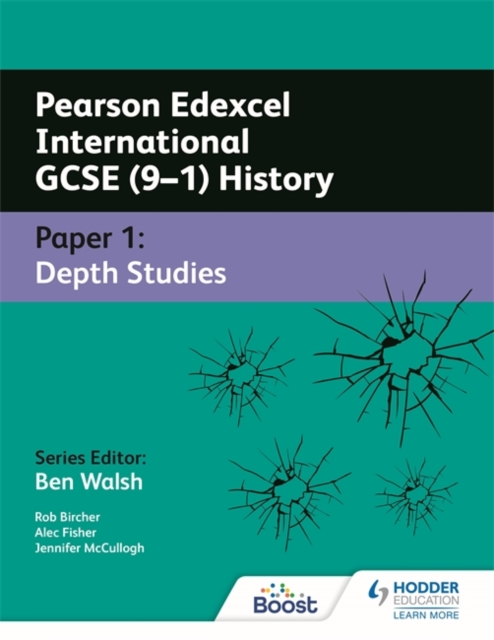 Pearson Edexcel International GCSE (9-1) History: Paper 1 Depth Studies